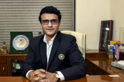 India Will Play Five T20is Against England Says Bcci President Sourav Ganguly