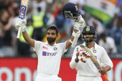Australia Vs India Captain Ajinkya Rahane Created Unique Record
