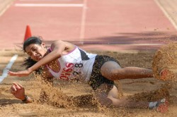 Anju Bobby George Competed With One Kidney