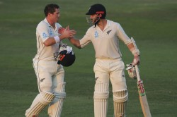 New Zealand Vs West Indies 1st Test Kane Williamson 3 Short Of