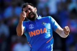 India Vs Australia Mohammed Shami On Cusp Of Breaking Ajit Agarkar S Record