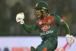 Mushfiqur Rahim Loses His Cool Nearly Hits Teammate Nasum Ahmed On Field