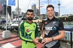 New Zealand Vs Pakistan 1st T20 Auckland Live Score
