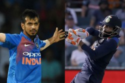 India Vs Australia Controversy As Yuzvendra Chahal Comes In For Concussion Sub For Ravindra Jadeja