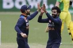 India Vs Australia Ravindra Jadeja Ruled Out Of Remaining T20is Against Australia