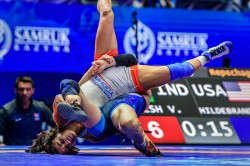 They Just Want Respect For Their Hard Work Says Vinesh Phogat