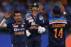 Australia Vs India 1st T20i Yuzvendra Chahal Shines As India Beat Australia By 11 Runs