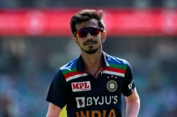 India Vs Australia 1st T20 Yuzvendra Chahal From Not In Playing 11 To A Game Changer
