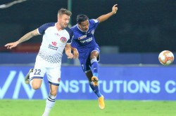 Isl 2020 21 10 Men Enough For Sc East Bengal To Gain A Point Against Chennaiyin