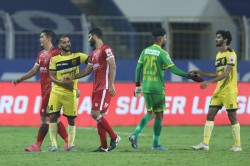 Isl 2020 21 Odisha Fightback To Script Exciting Draw Against Hyderabad