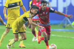 Isl 2020 21 Profligate Hyderabad End Up Splitting Points With Jamshedpur