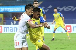 Isl 2020 21 Kerala S Rahul Snatches Dramatic Late Win Over Bengaluru