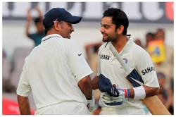 India Vs England Virat Kohli On The Verge To Break Ms Dhoni S Captaincy Record In Test Series