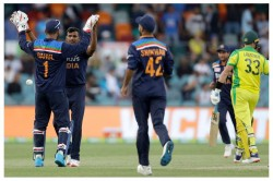 T Natarajan Got Emotional When Virat Kohli Handed T20 Trophy To Him