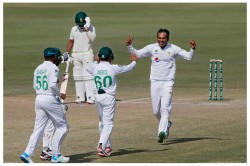 Pakistan Won The 1st Test Against South Africa By 7 Wickets