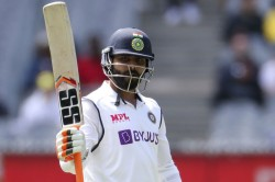 Injured Ravindra Jadeja Ruled Out Of India S Fourth Test In Australia