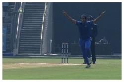 Syed Mushtaq Ali Trophy Santha Moorthy Takes Five Wickets Against Mumbai