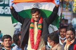 India Vs Australia I Still Have Miles To Go Says T Natarajan