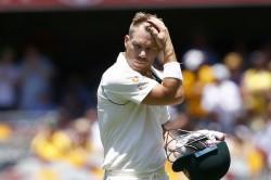 Former Australian Cricketer Mark Waugh Slams David Warner