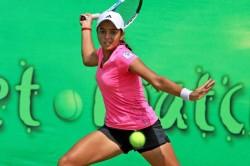 Ankita Raina Wins Maiden Wta Title Clinches Phillip Island Trophy Doubles