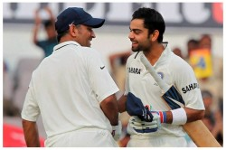India Vs England Virat Kohli Can Surpass Ms Dhoni S Test Captaincy Record In The Pink Ball Test