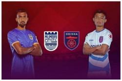 Isl 2020 21 Mumbai City Fc Vs Odisha Fc Match 105 Live Score Card