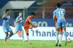 Isl 2020 21 Semifinal First Leg Fc Goa Vs Mumbai City Fc Match Report