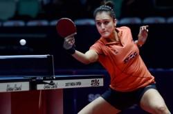 Manika Batra Sharath Kamal Qualify For Mixed Doubles Event At Tokyo Olympics
