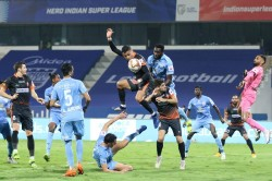 Isl 2020 21 Semifinals Mumbai Win Battle Of Nerves To Pip Goa To Historic Final