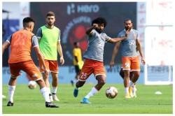 Isl 2020 21 1st Paly Of Match Fc Goa Vs Mumbai City Fc
