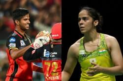 Ipl 2021 Badminton Player Saina Nehwal Praises Cricketer Washington Sundar