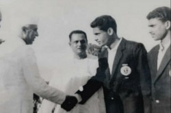 Olympian Ahmed Hussain Passed Away Due To Covid