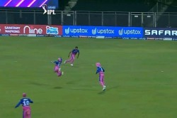 Ipl 2021 Shikhar Dhawan Dismissed For 9 As Sanju Samson Takes Outrageous Single Handed Catch
