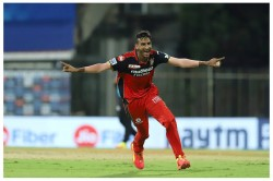 Shahbaz Ahmed Did The Job For Us Said Mohammed Siraj