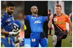 Ipl 2021 Csk Vs Dc Shikhar Dhawan Overtook David Warner And Rohit Sharma In Ipl Most Runs