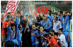 On This Day Ten Years Ago India Won Their Second Odi World Cup After 28 Years Of Waiting