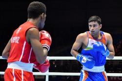 Asian Boxing Championships Amit Panghal Vikas Krishan In Semis India Assured Of 15 Medals