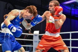 Asian Boxing Championship Amit Panghal Storms Into Final