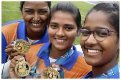 Archery World Cup Pm Modi Praises Indian Archers Stupendous Performance