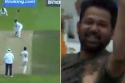 Wtc Final A Fan S Reaction To Ajinkya Rahane S Dismissal Goes Viral On Twitter