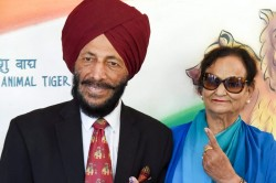 Milkha Singh S Wife Nirmal Dies Due To Covid 19 Complications