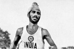 When Flying Sikh Milkha Singh Finished 4th During 1960 Rome Olympics Video