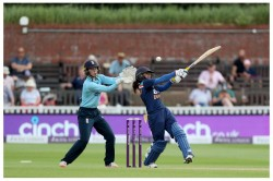 India Women Vs England Women 2nd Odi England Need 222 Runs To Win Against India