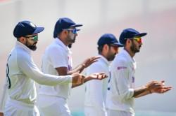 Wtc Final Virat Kohli And Team Dons Black Armbands To Honour Late Milkha Singh