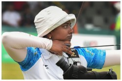 Tokyo Olympics Archery India Mixed Doubles Team With Deepika And Pravin Reached Quarterfinals