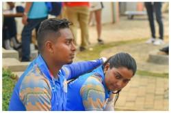 Tokyp Olympics Atanu Das Credits His Victory To His Wife Deepika Kumari