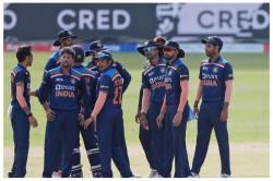 India Vs Sri Lanka Team India S Probable Playing 11 For Final Odi Against Sri Lanka