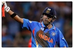 Gambhir Posts A Photo From The 2011 World Cup Final As His Facebook Cover Fans Question Timing