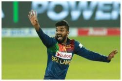 Sri Lankan Spinner Hasaranga Celebrates His Birthday With A Record Breaking Spell