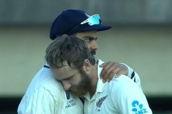 Kane Williamson Reveals Why He Rested His Head On Virat Kohli S Shoulder After Winning Wtc